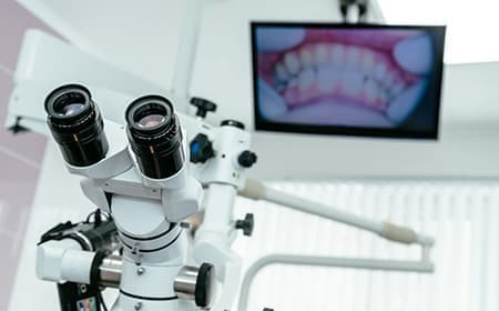 納得の設備を導入し、患者様にもっとも合う治療を