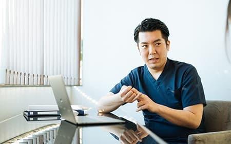 STEP1 カウンセリング~診査診断~治療計画立案