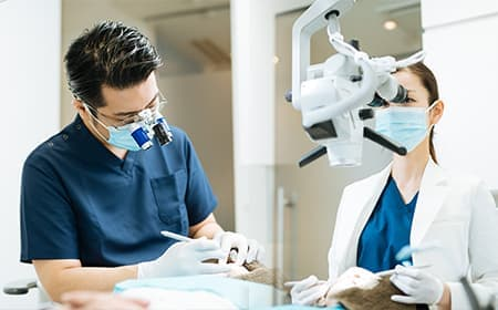 三好歯科 自由が丘の特徴
