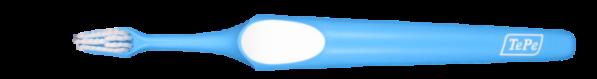 Tepe歯ブラシスプリームとスポリームコンパクトの画像