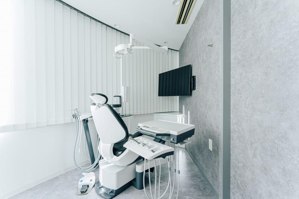 自由が丘の歯医者三好歯科自由が丘リニューアルで増設した個室診療室