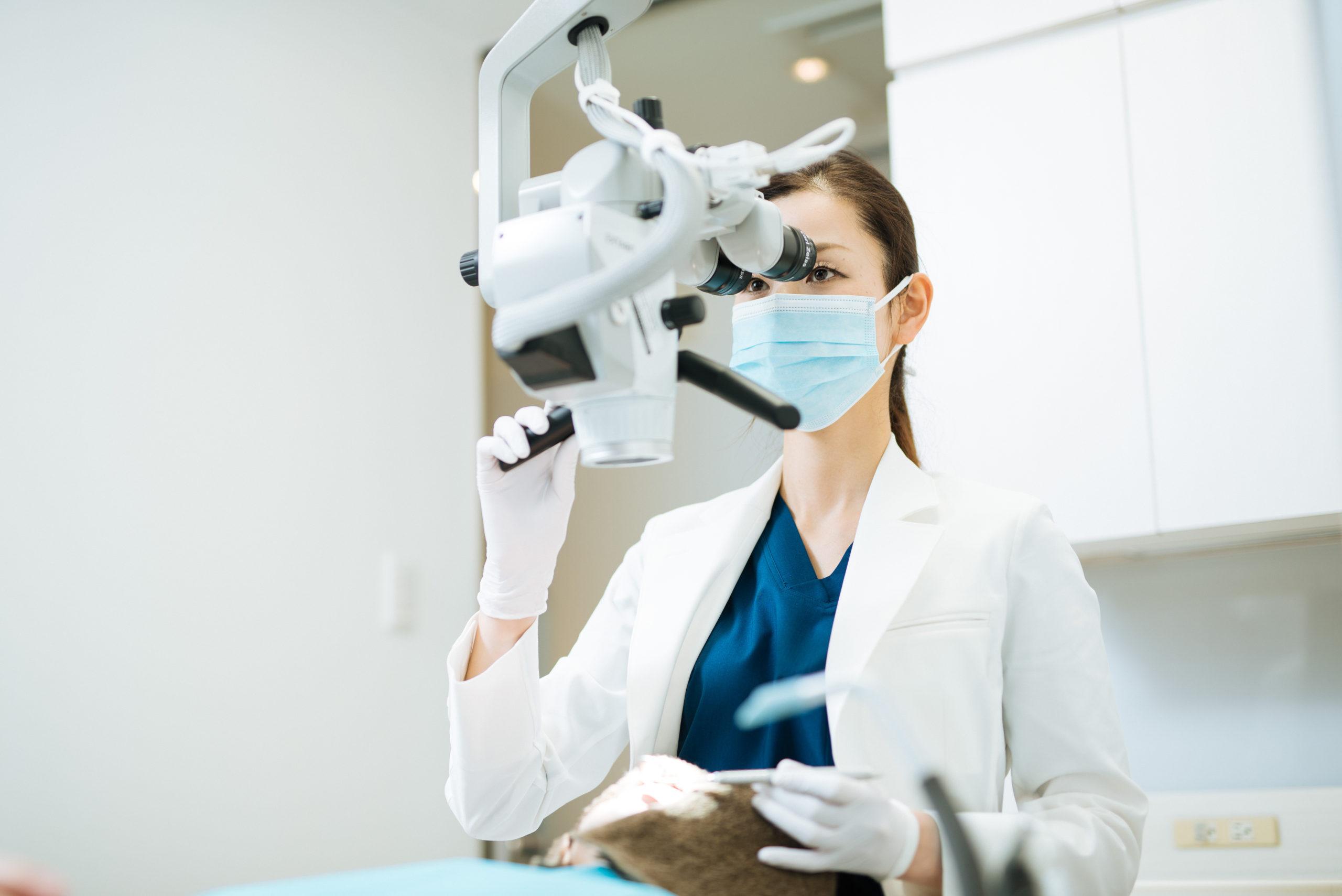三好歯科 自由が丘|三好歯科 自由が丘のコンセプトと患者様へのメッセージ|マイクロスコープで根管治療を行う副院長